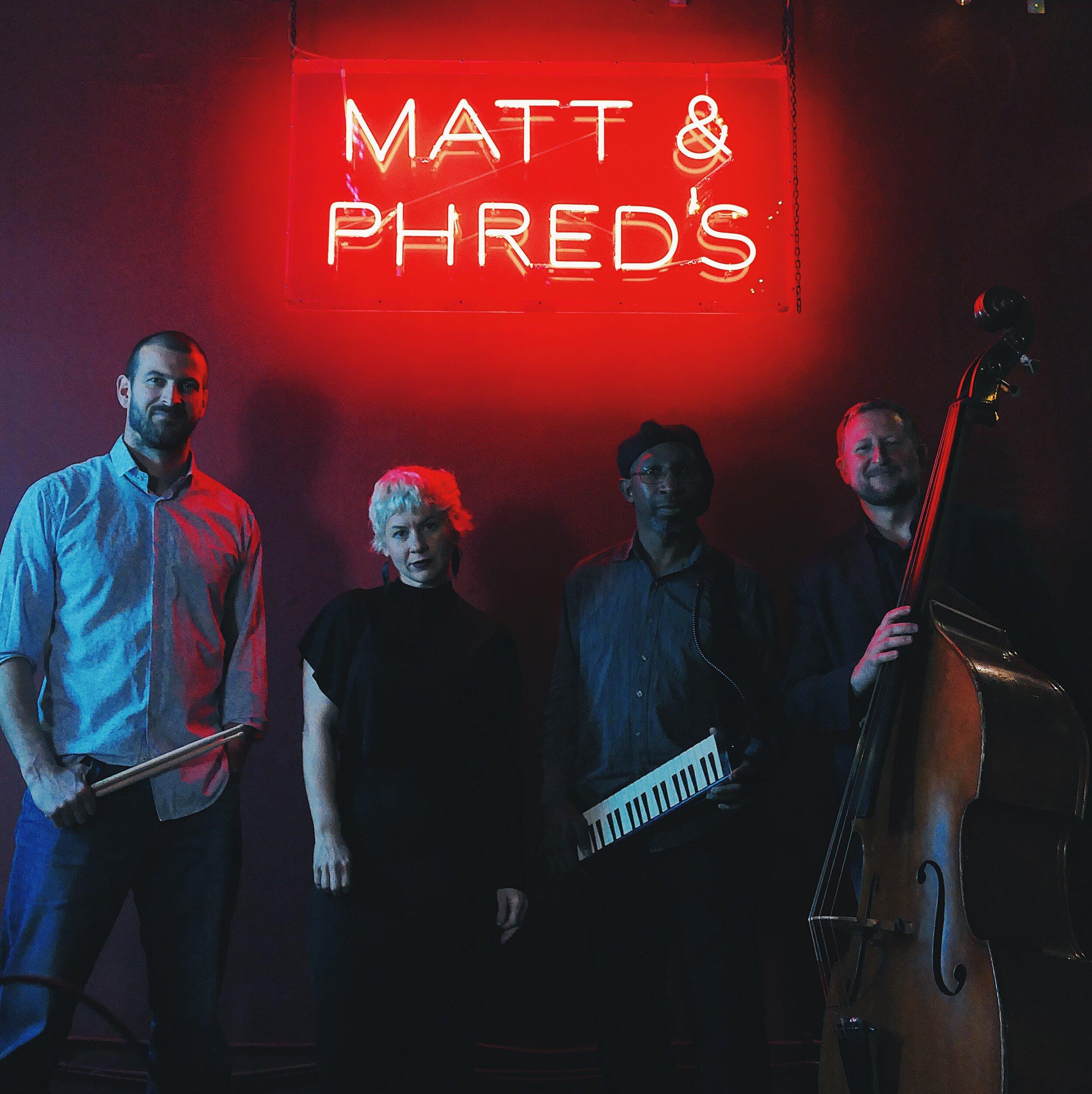 Matt and Phreds Manchester