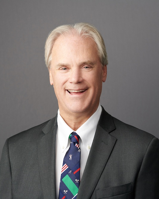 A professional headshot of Rick Grafmeyer, a Partner, at Capitol Tax Partners.
