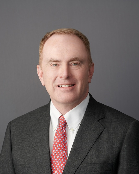 A professional headshot of Lawrence Willcox, a Partner, at Capitol Tax Partners.