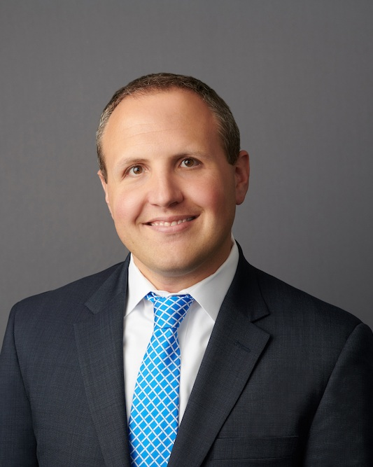 A professional headshot of Randy Herndon, a Partner, at Capitol Tax Partners.