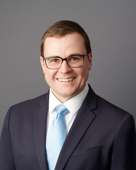 A professional headshot of William Davis, a Partner, at Capitol Tax Partners.