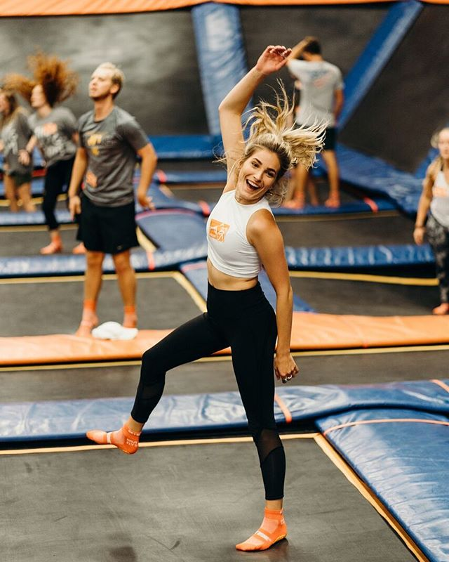 ~Mood~ because we are officially almost 1️⃣ week away from our kickoff at @sz_kennesaw 🤩🕺🏽🌟 Free pizza and free jumps - who are you going to jump with next week!!? 👇🏼