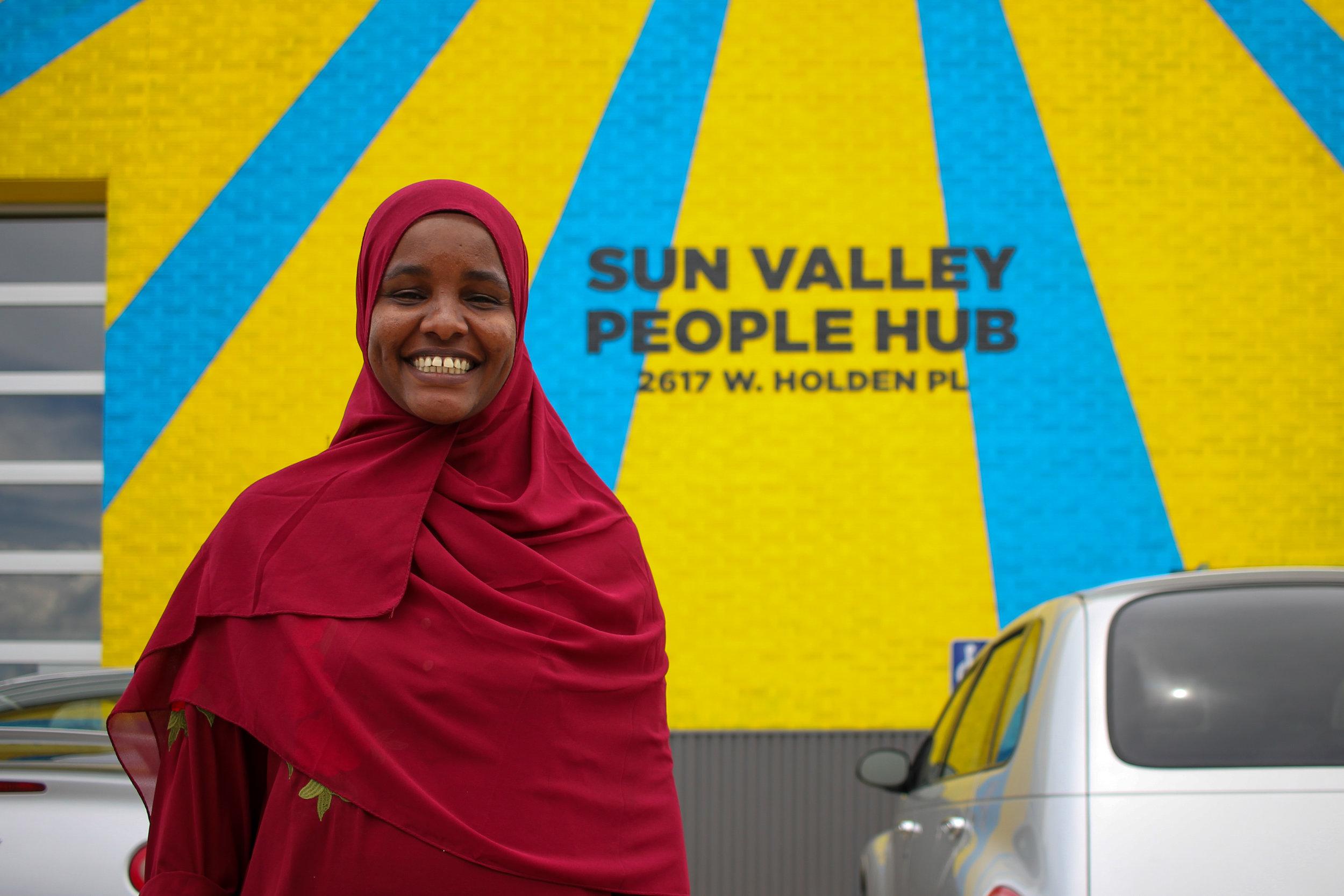 Fatuma Yusef