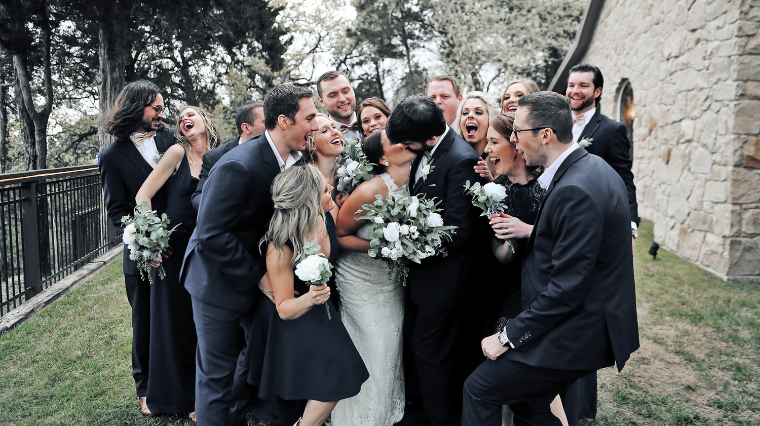 Experience An Intimate Wedding Right Outside Of Austin Red Ridge