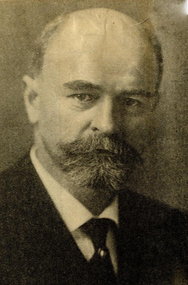 Meet Our Benefactor:J. Edward Meyers -