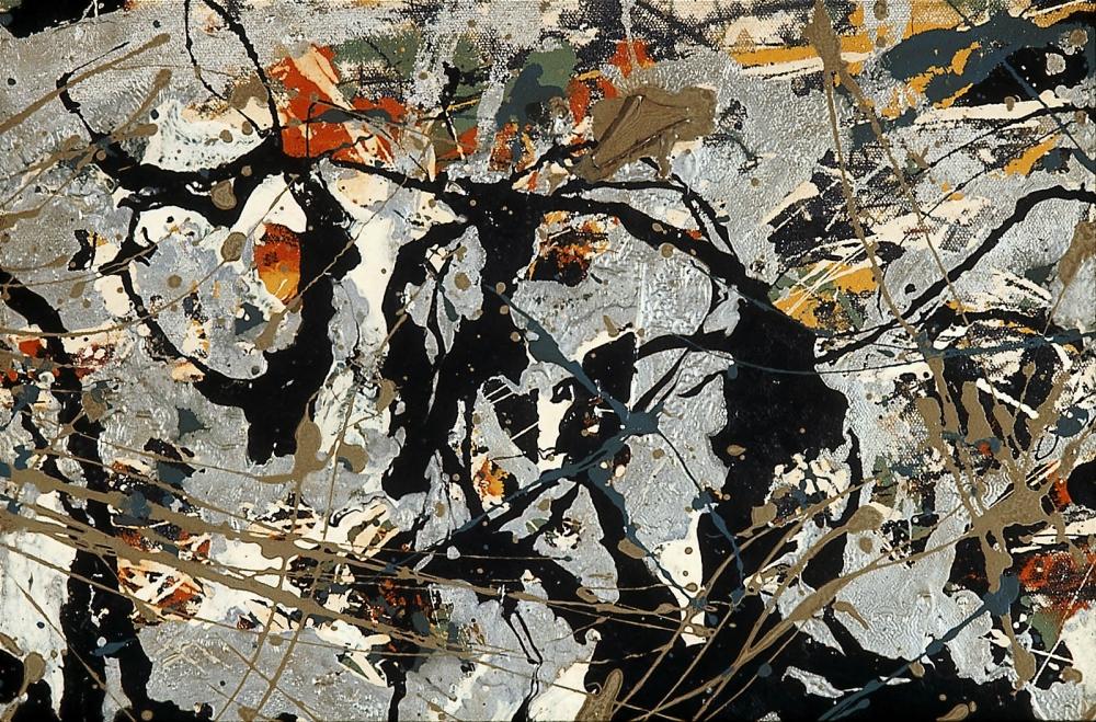Jackson Pollock, Number 10, 1949