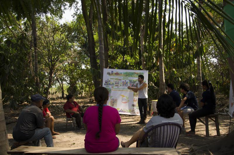 Community Workshop in The Brazilian Amazon