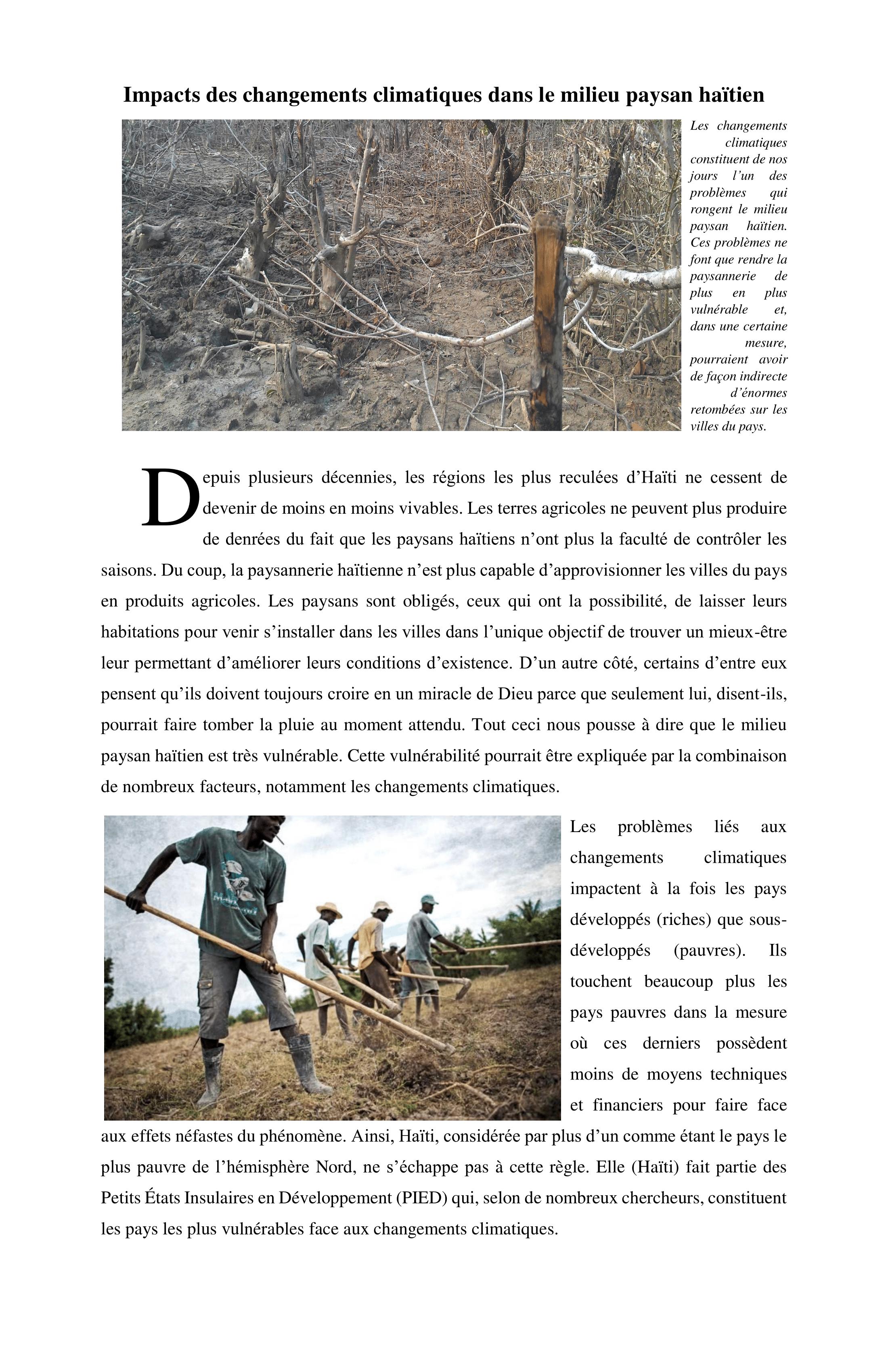 IMPACTS DES CHANGEMENS CLIMATIQUES DANS LE MILIEU PAYSAN HAITIEN (Article) - Anolex RAPHAEL-1.png