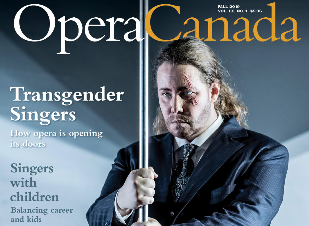 Subscribe to     Opera Canada     here to read this article:   http://bit.ly/2lxSC3T