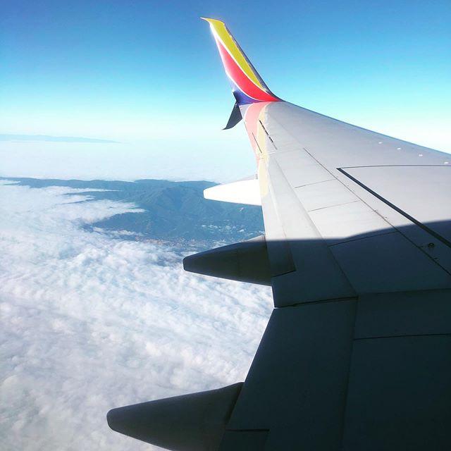 #junegloom  #santacruz #southwestairlines