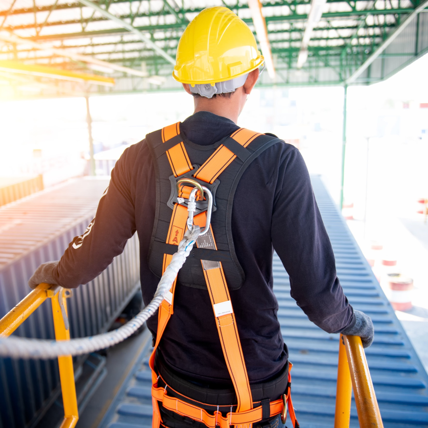 Safety - Identify hazards as they emerge to address unsafe activity in your workplace.