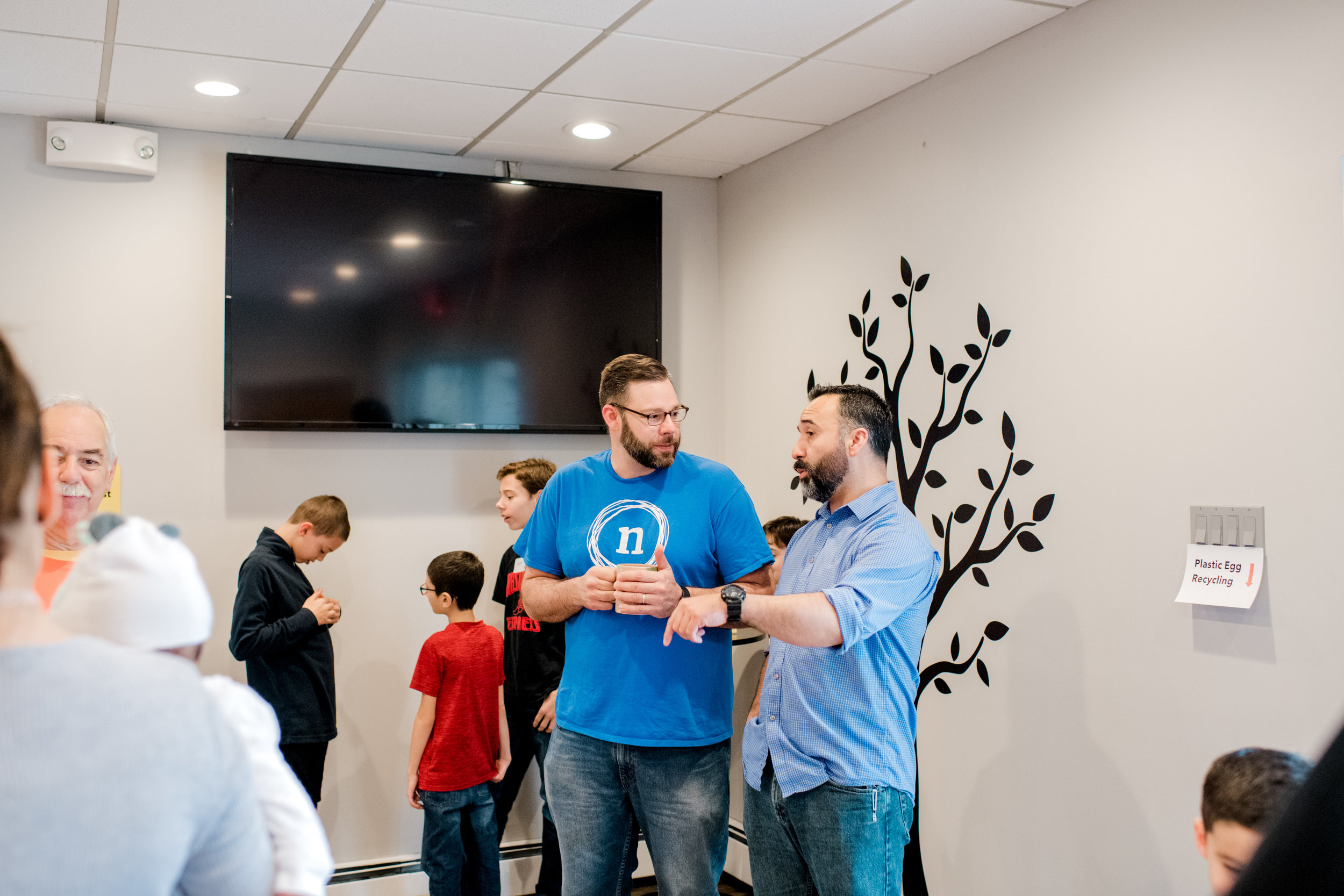 GET CONNECTED - We are a family that is passionate about building a healthy vibrant community in Morristown.