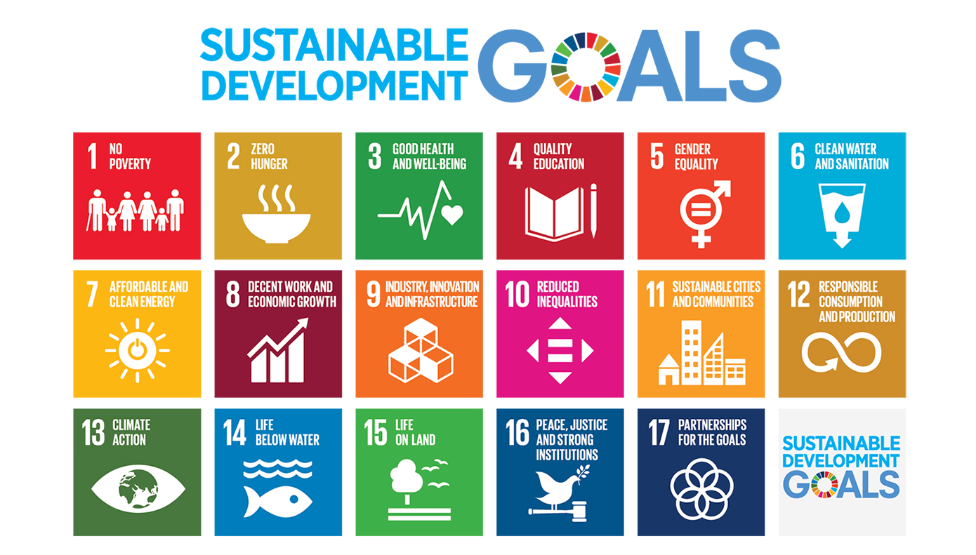 There is an event… - You (and your team) get to present your idea (on the stage, under the big lights) of how YOU would spend the First Place prize money to help reach one of the Sustainable Development Goals.