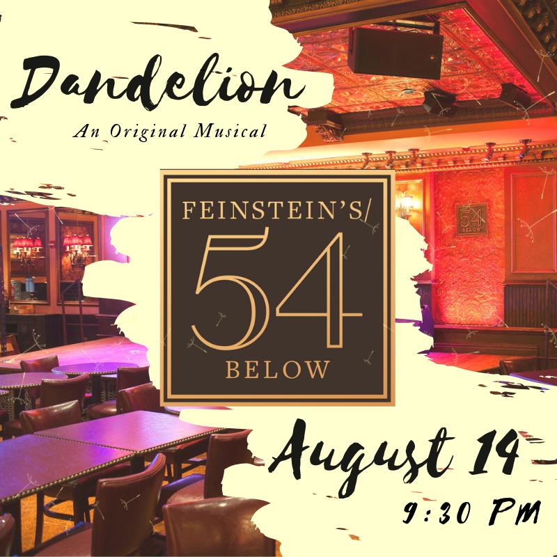 Dandelion, 54 Facebook Event .png