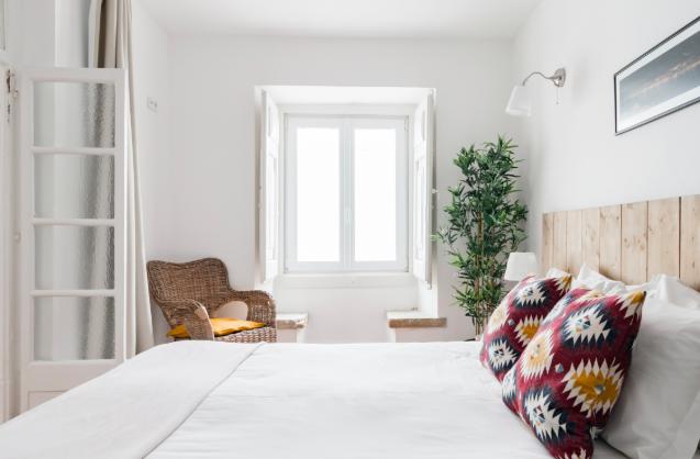 Chambre à coucher - Lisbonne