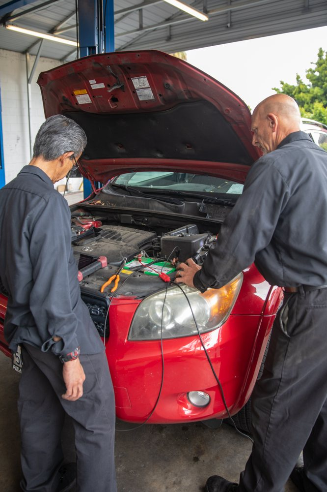 We have experts even for difficult diagnostics