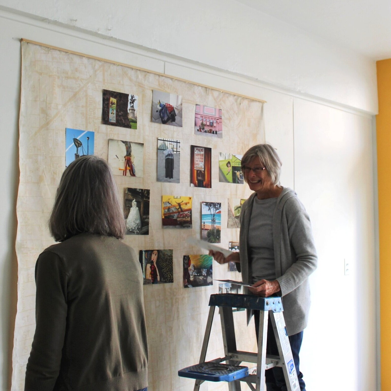 Gallery Takeover - Gallery Takeovers are a series of exhibitions that display the resulting works created through our art-making programs at RT and partner communities.These interactive exhibitions serve as a platform for every participant, regardless of their age or level of abilities, to create, share, and connect through making, viewing and discussing art.Check back for more information about the upcoming show.