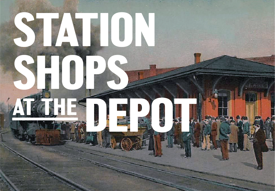 Stop in and visit us at The Depot. - The Kane Historic Preservation Society also houses shops at the depot that includes everything from curated local artisan goods to souvenirs.Shop now ➝