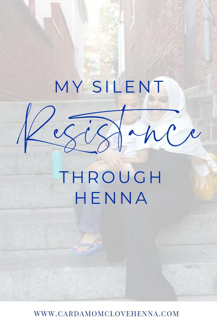 Social Resistance Through Henna Cardamom Clove Henna Baltimore MD