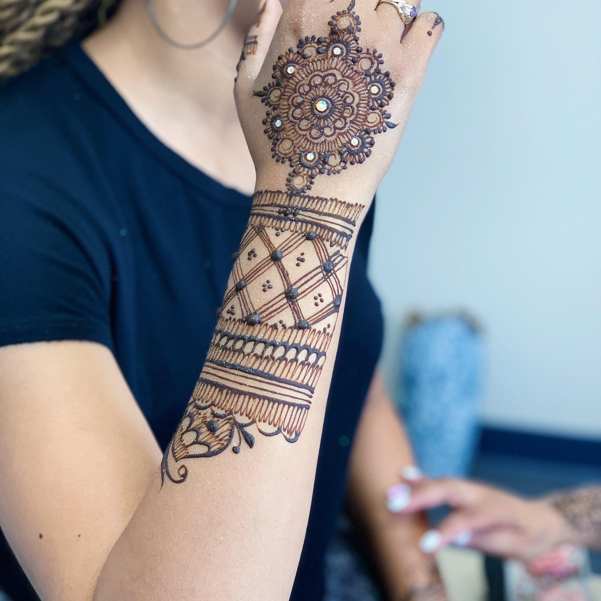 Maryland Henna Artist