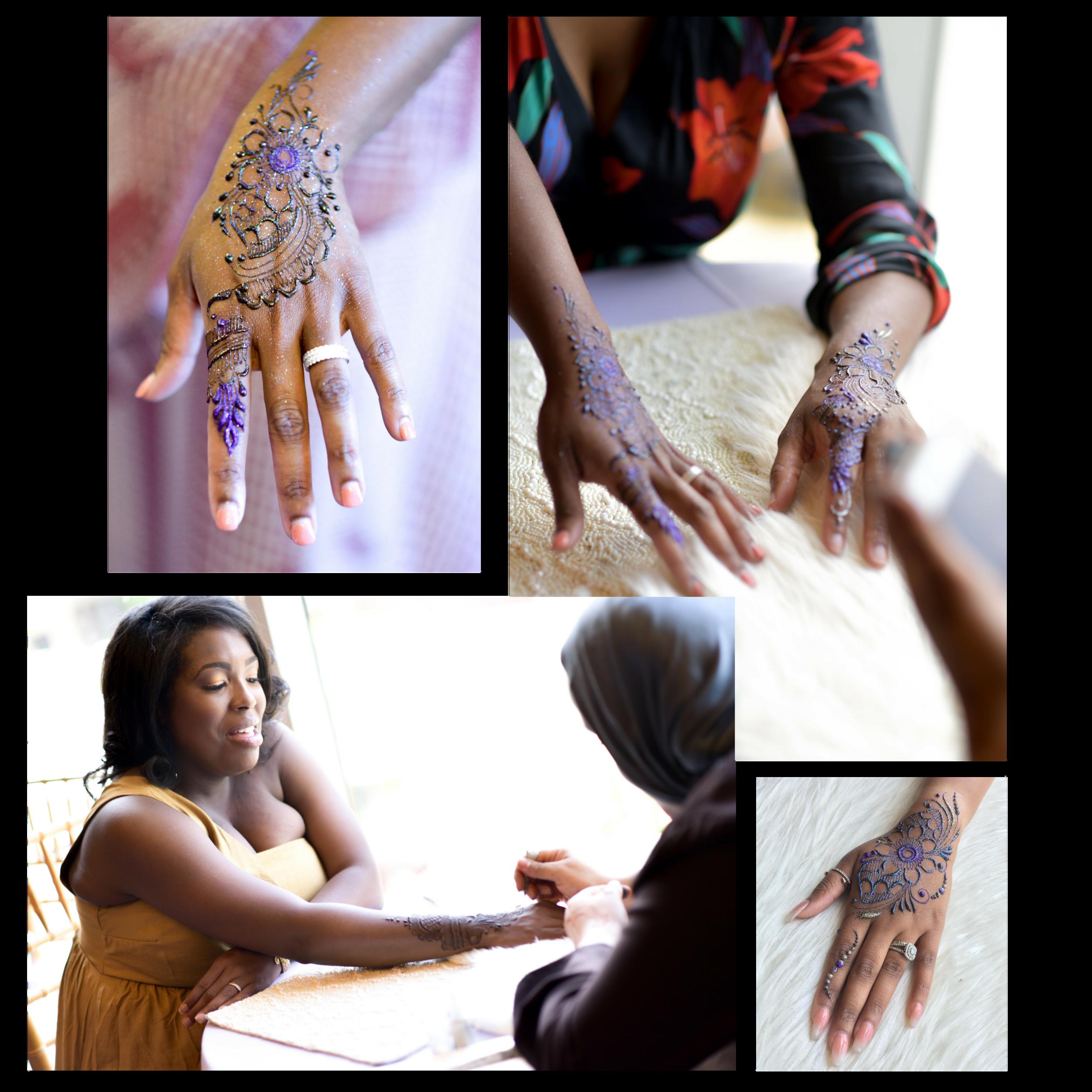 Henna Party Henna Artist Baltimore Maryland