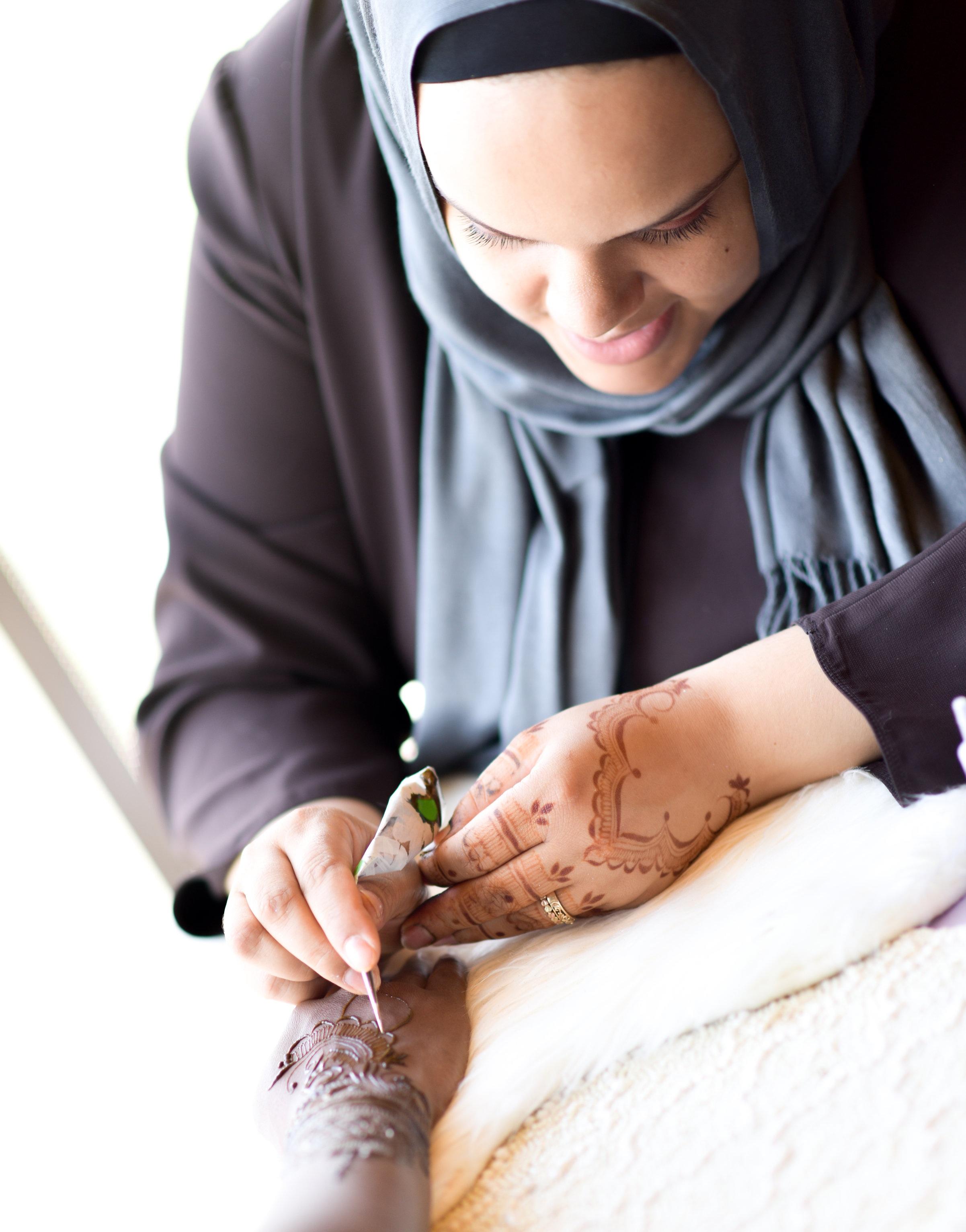Baltimore Henna Artist Maryland Henna Artist Pasadena Maryland Cardamom Clove Henna Boutique