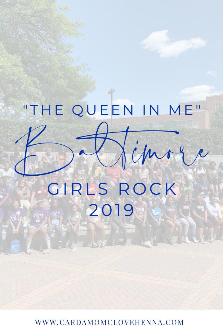Baltimore Girls Rock 2019 Facilitator Speaker Chelsea Stevenson Cardamom Clove Henna Baltimore Henna Artist