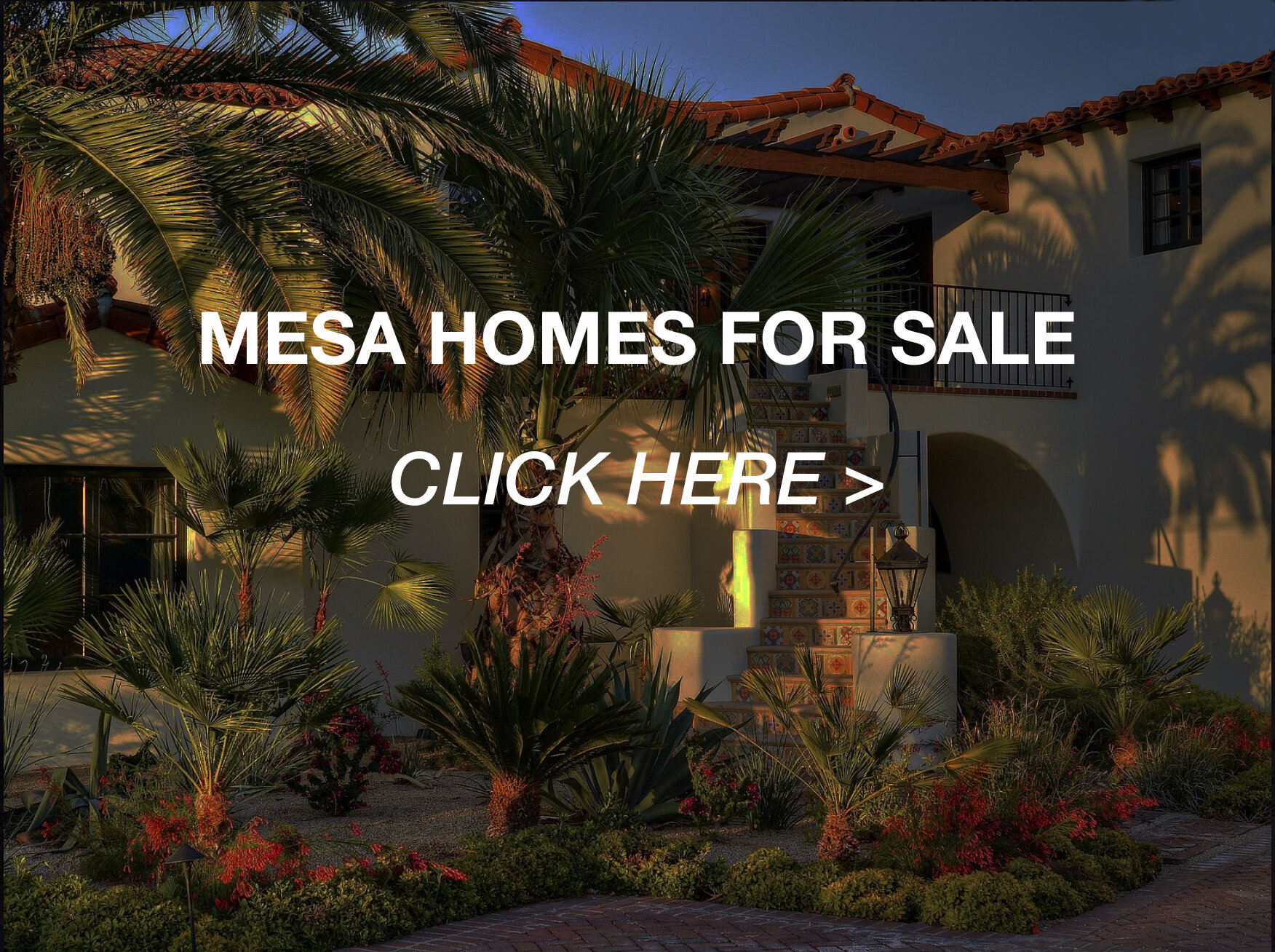 HOMES FOR SALE IN MESA AZ