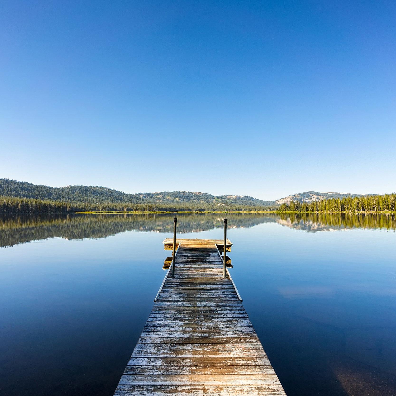 Webber Lake - Campground