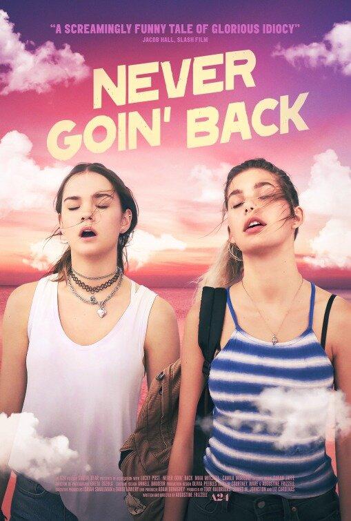NEVER GOIN' BACK