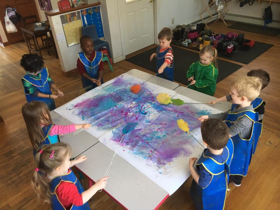 OUr PresCHOOL - Oak Hill Country Day Preschool provides an environment for children that is stimulating, interesting, inspiring, and comfortable. This environment will encourage your child to thrive and gain confidence!