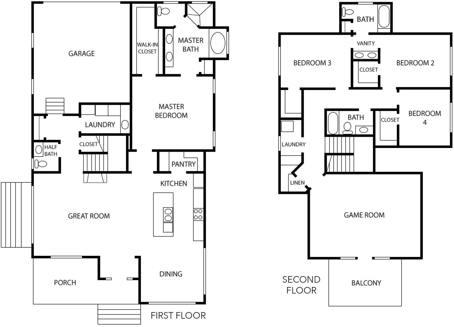 Siesta Key floor plans - East Coast Dev.png