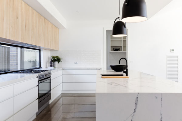 High quality kitchen, part of every Jem Homes quality new home build