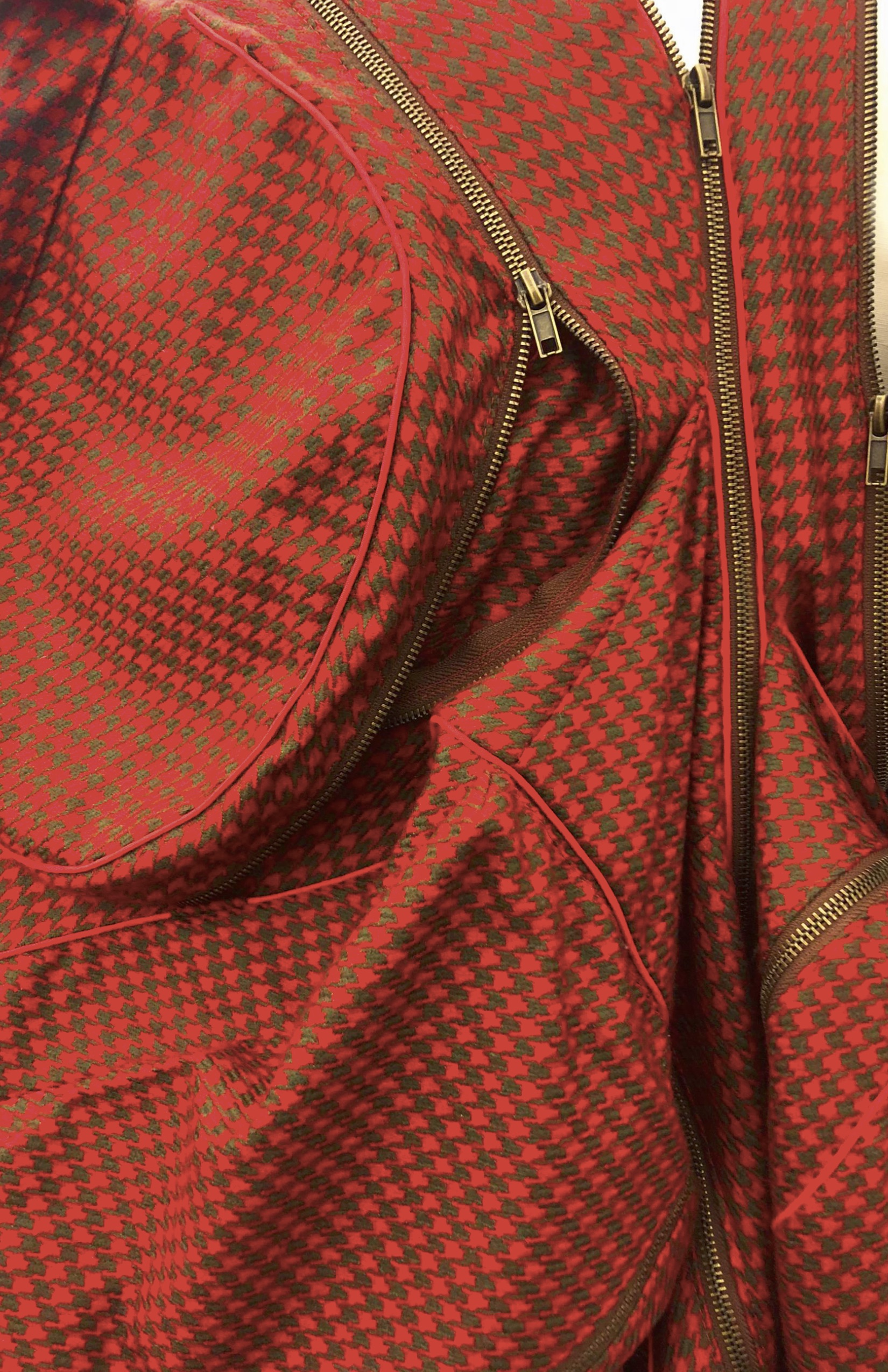 PACK IN THE DAY JACKET (detail)