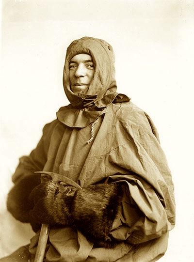 Frank Hurley. 1914-1917.