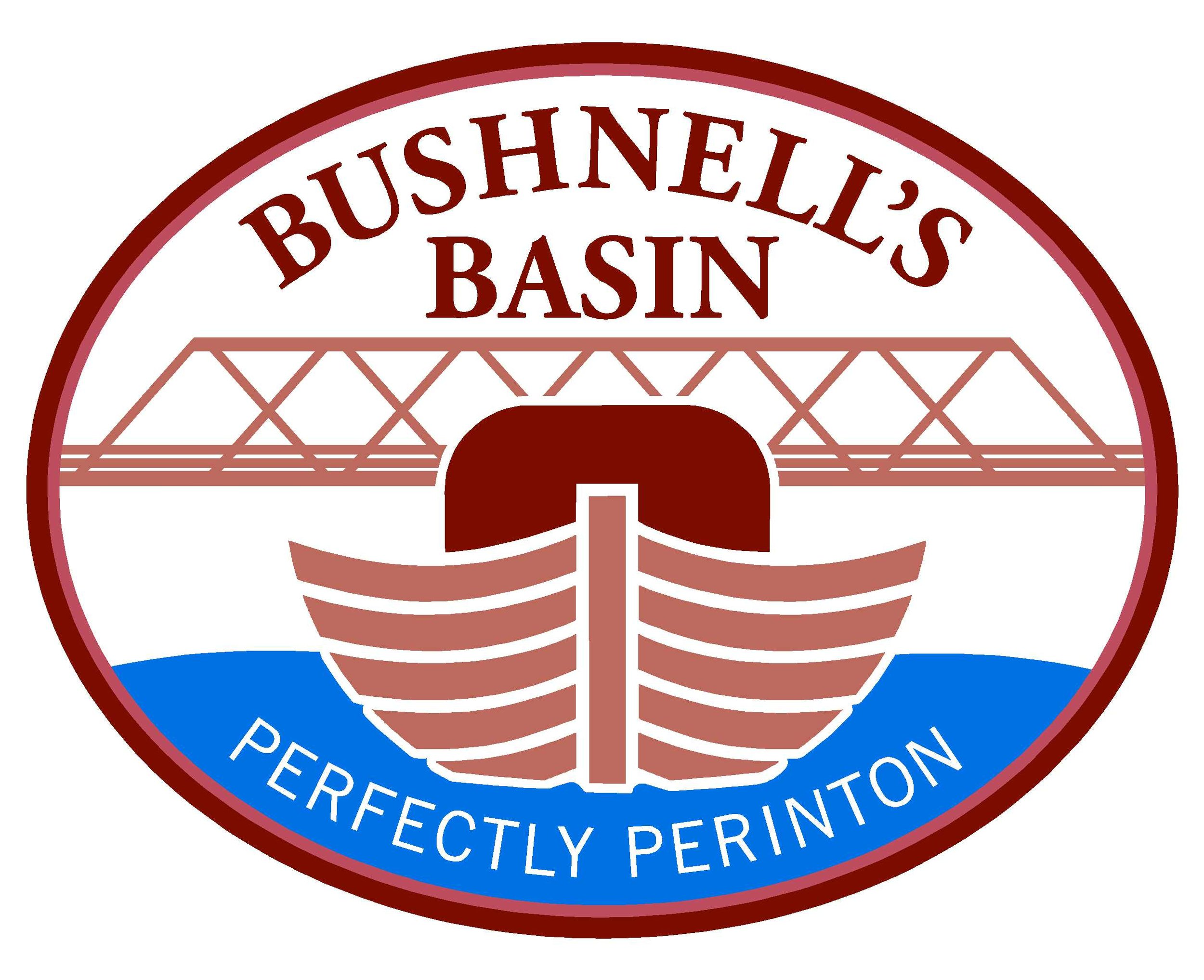 """Despite its misleading zip code, the """"Basin"""" is most definitely in the Town of Perinton - and perfectly so. Hence our logo and tag line to reinforce that fact."""