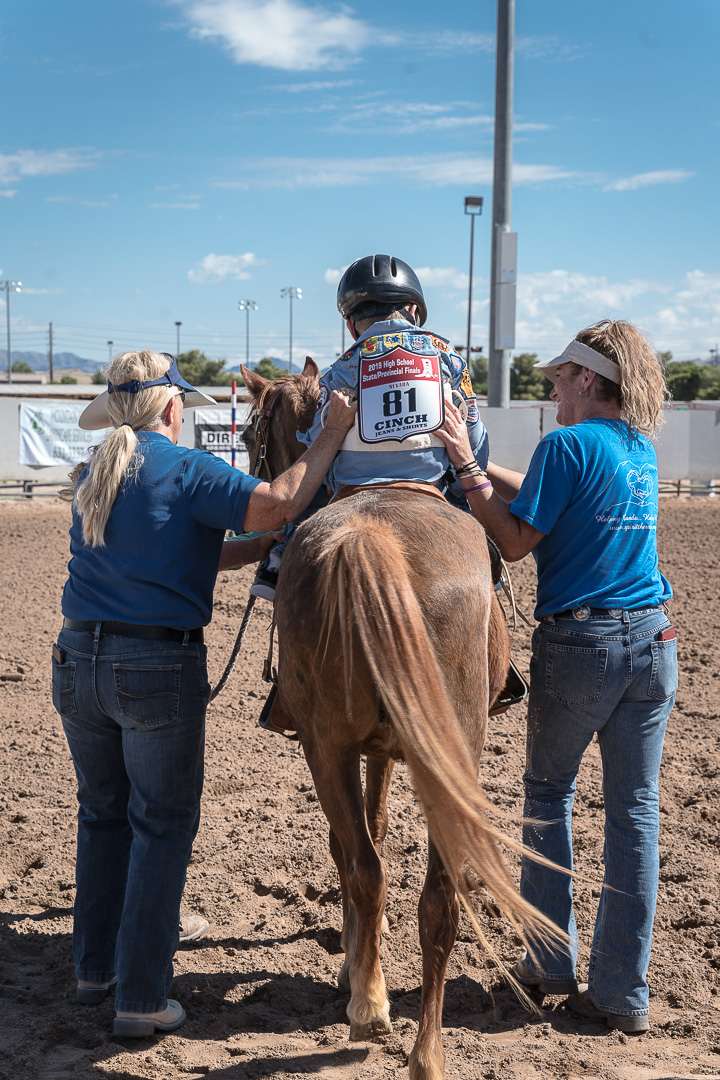 TherapeutiC Riding -