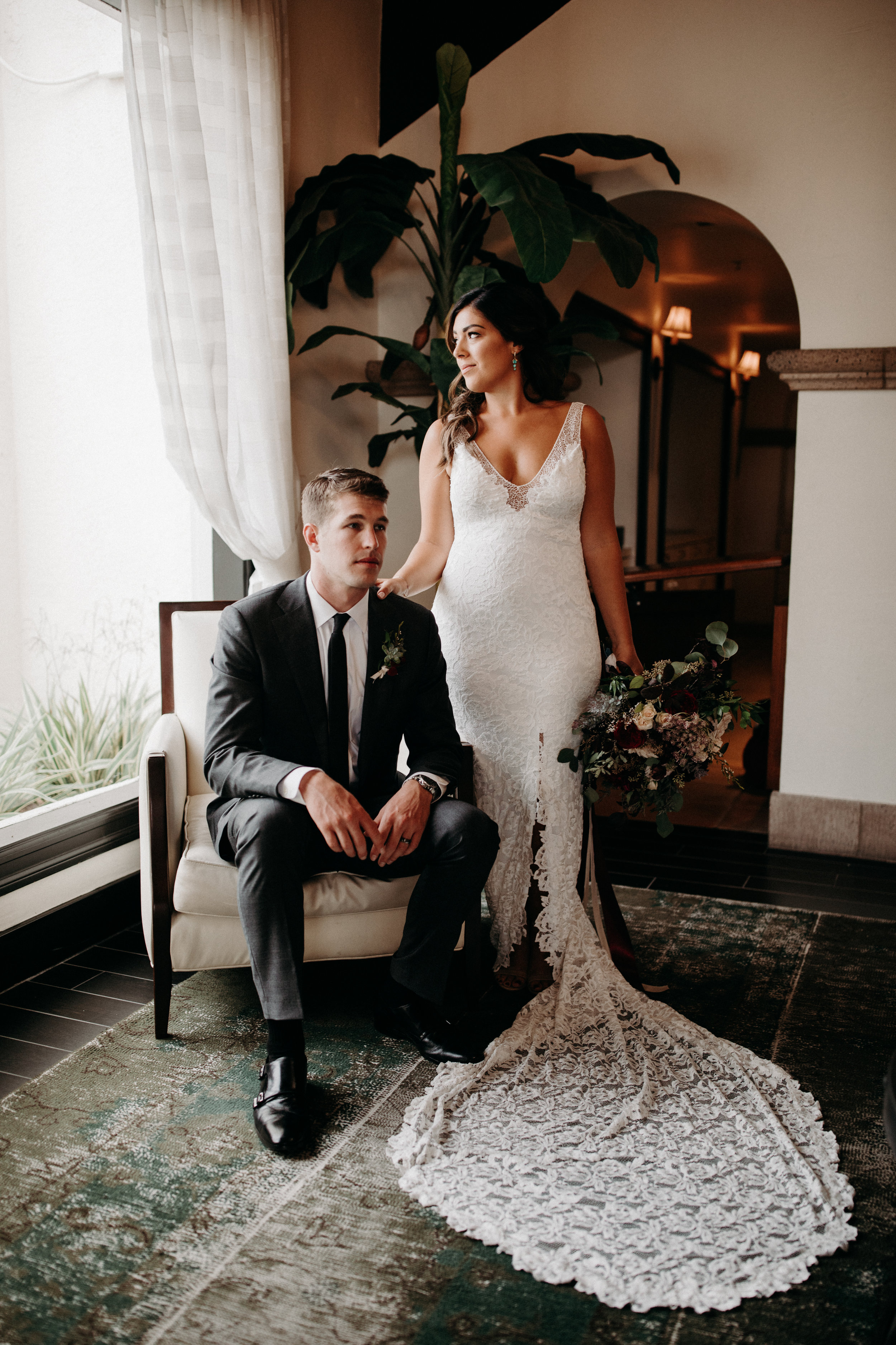 Lindsay + Kit - View Gallery