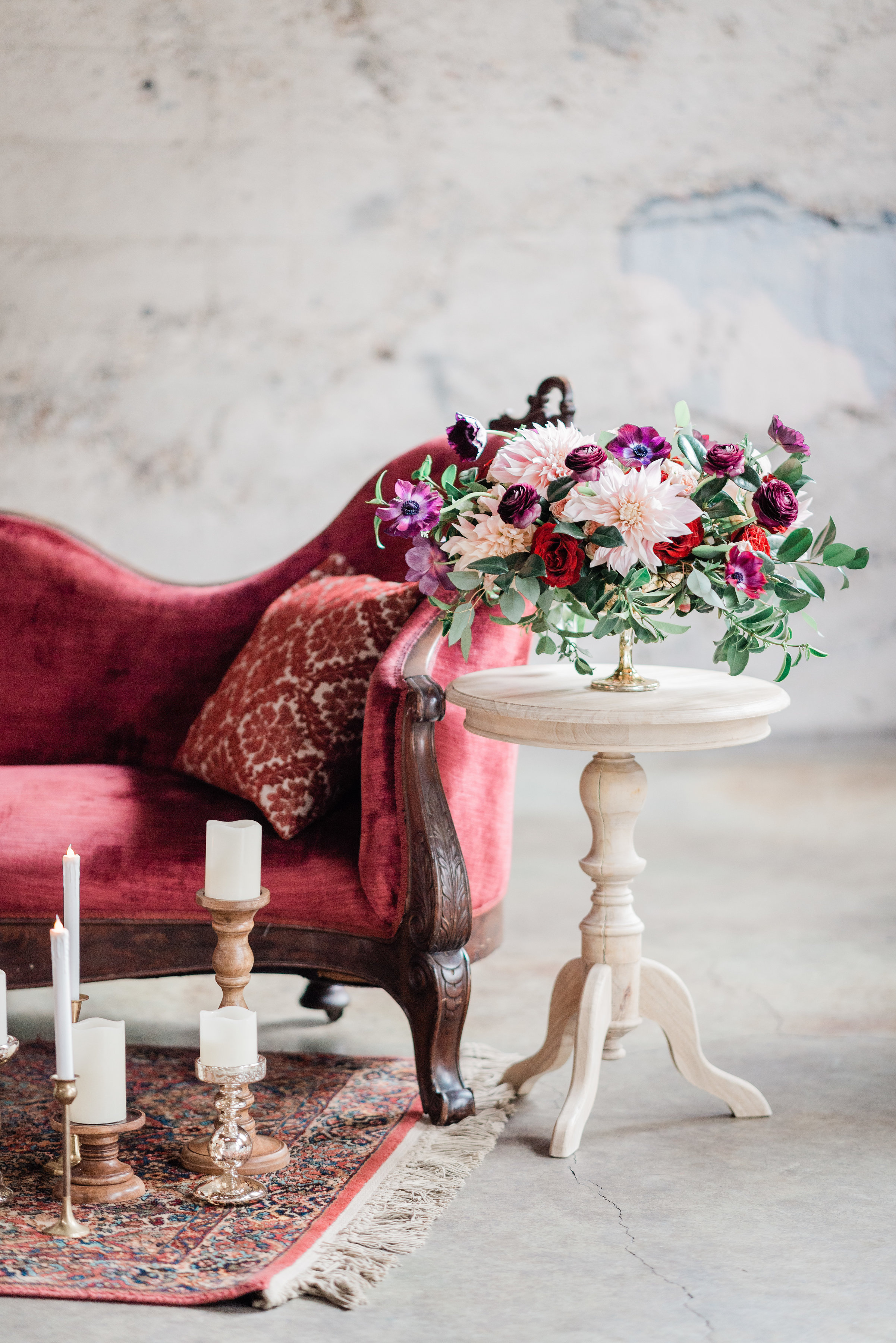 Old World Charm Styled Shoot - View Gallery