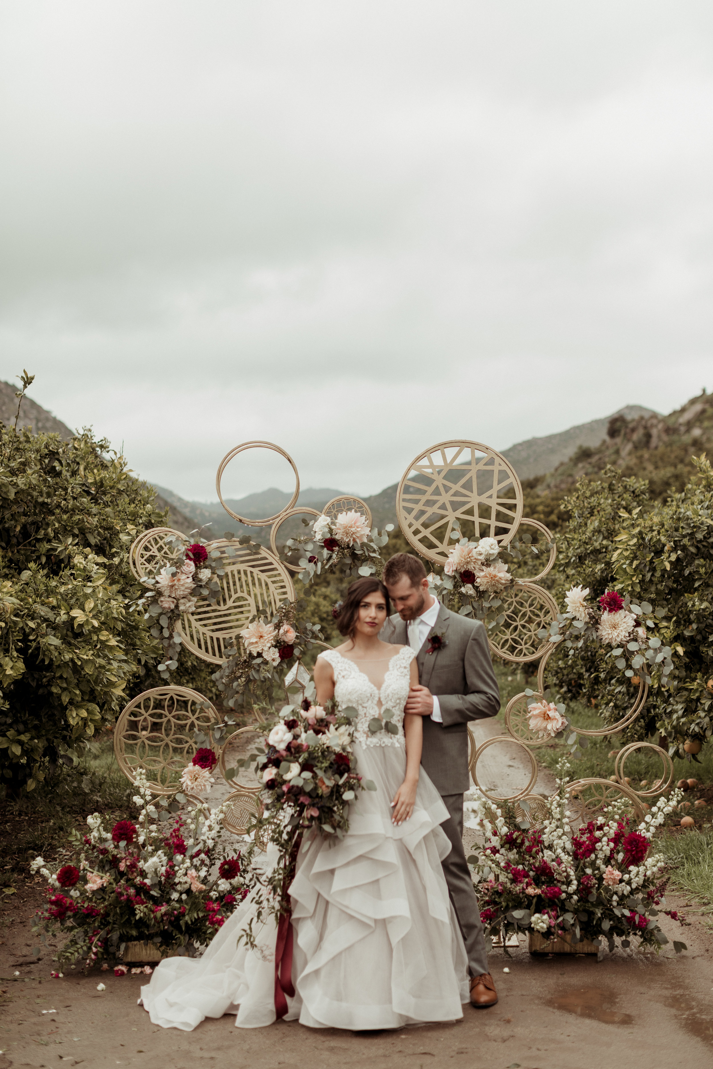 Ranch Guejito Winery Styled Shoot - View Gallery
