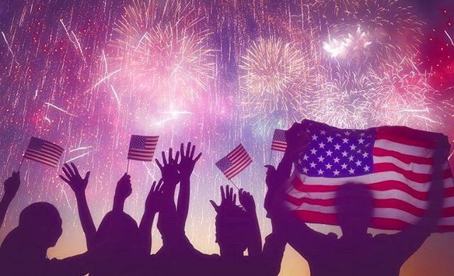 Happy 4th of July!  #lightsband