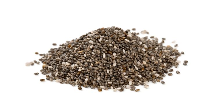 organicchia seeds -