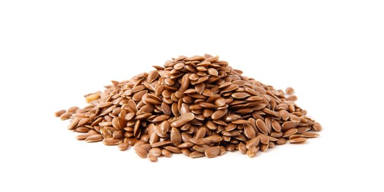 organicflax seeds -