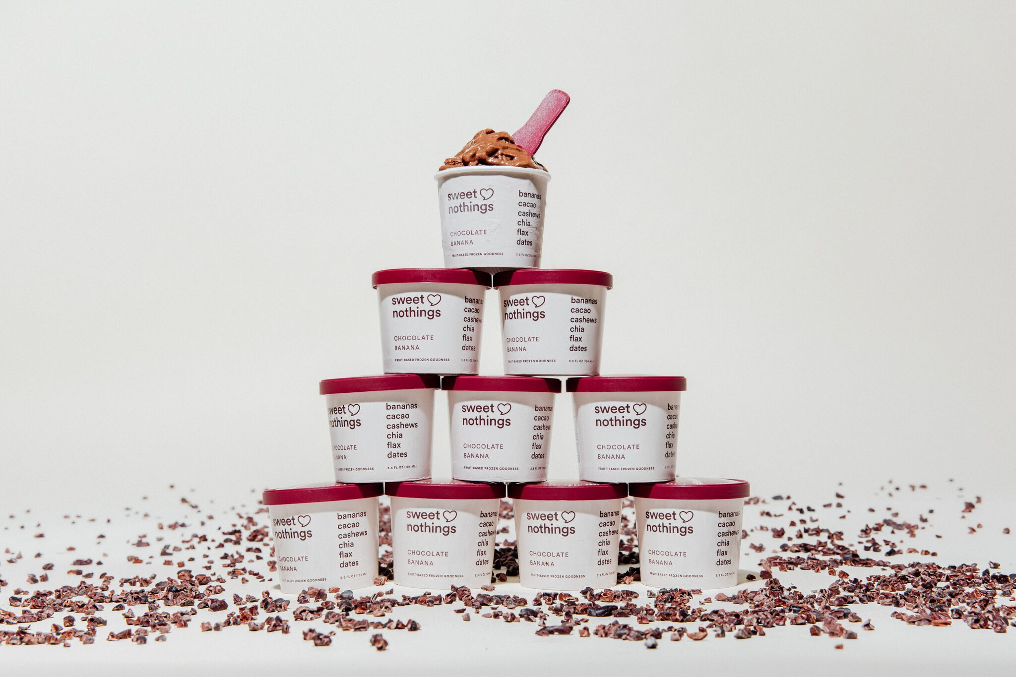 Healthy Meets Delicious - Every delicious cup is made with only real ingredients that you can recognize and pronounce, including functional superfoods like flax and chia. It is healthy enough for breakfast, wholesome enough for a snack and delicious enough for dessert.