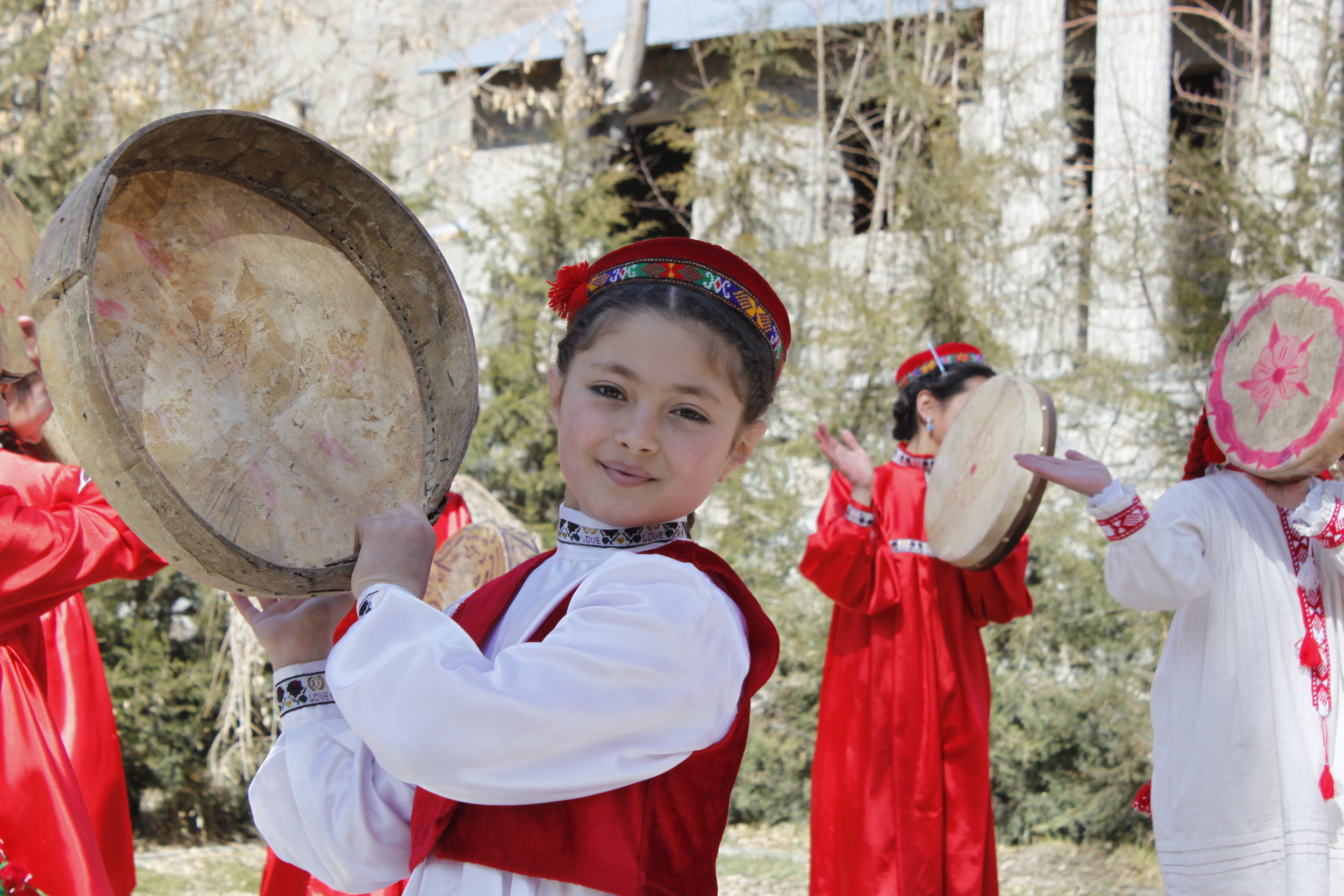 Folklore of the Pamir
