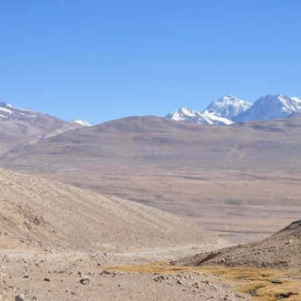 Murgab Plateau -