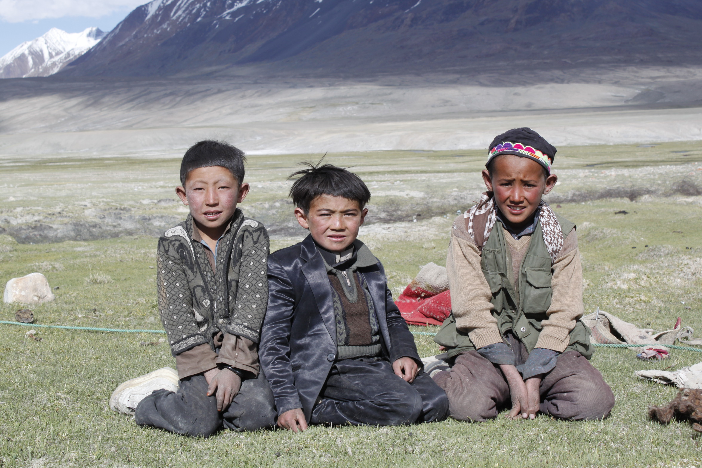 Pamirian Kyrgyz