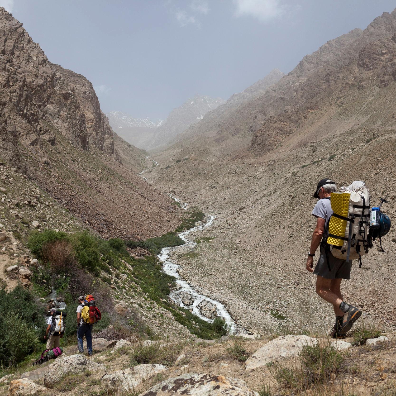 Hiking & Trekking -