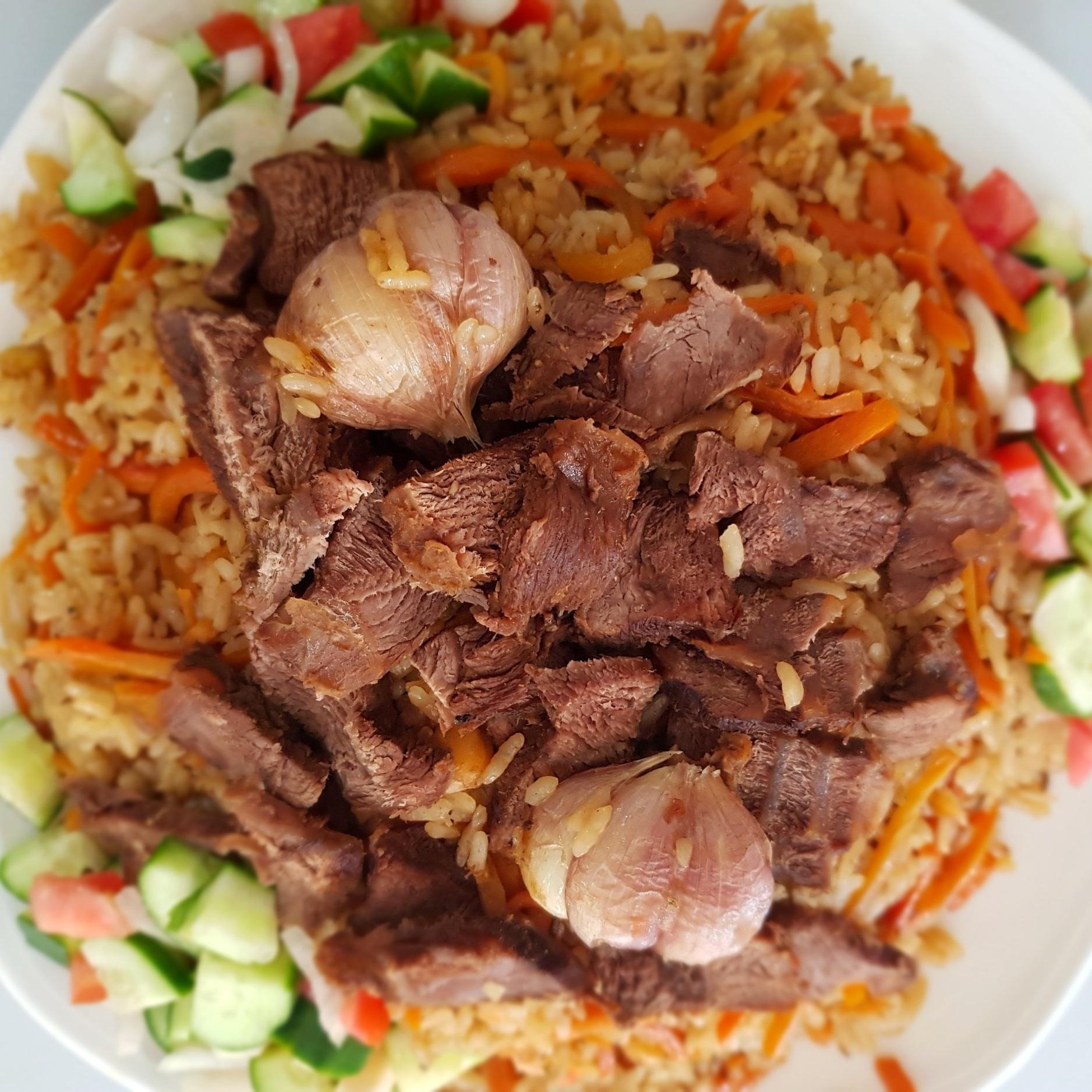 Local cuisine -