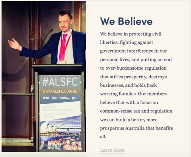 Our new and improved website is live! Check us out at https://www.taxpayers.org.au/  #learnmore #mission #taxationistheft #google #feelingofficial  #internet #website #nonprofit #advocacy #classicalliberals #libertarians #fightingforfreedom #leaveusalone #libertarian #liberty #conservative #liberal  #freedom #capitalism #politics  #government #america #a #constitution #libertarianism #libertarianmemes #rightwing #freemarket #australia #taxpayers